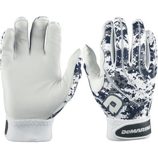 DeMarini Digi Camo Batting Gloves (Navy/X-Large)