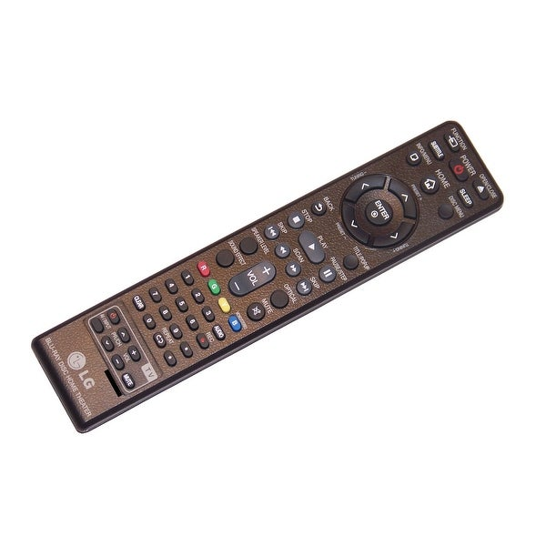 OEM LG Remote Control Originally Shipped With: BH6720S, BH6720SW, BH6820SW