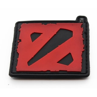 DOTA 2 Logo Velcro Patch