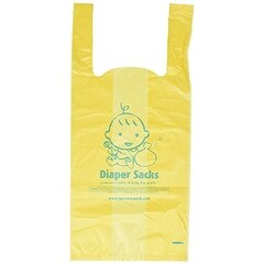 Controlled Life Scented Baby Disposable Diaper Bags 300-Count