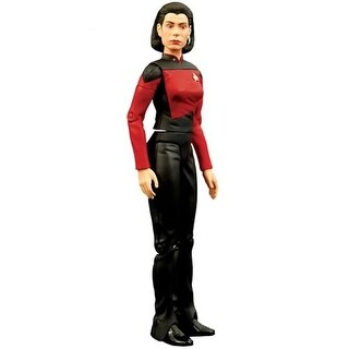 Star Trek Tng Ensign Bajoran Ro Laren Figure - multi