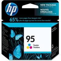 HP 95 Tri-color Original Ink Cartridge (C8766WN) (Single Pack)