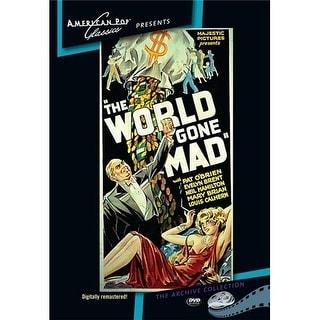 The World Gone Mad DVD Movie 1933