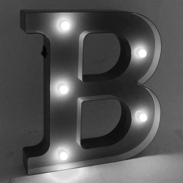Decor English B Letter Alphabet Word