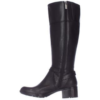 Bandolino Womens Baya Wide Calf Leather Almond Toe Knee High Riding Boots|https://ak1.ostkcdn.com/images/products/is/images/direct/6e4410e5115058773ff2c12c9b6fdbd63787269c/Bandolino-Womens-Baya-Wide-Calf-Leather-Almond-Toe-Knee-High-Riding-Boots.jpg?impolicy=medium