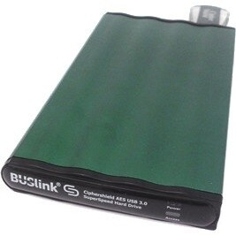 """""""Buslink DSE-2T-U3 Buslink CipherShield DSE-2T-U3 2 TB 2.5"""" External Hard Drive - USB 3.0 - SATA"""""""