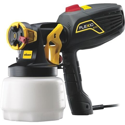 Wagner Spray Tech. Flexio 570 Sprayer 0529011 Unit: EACH