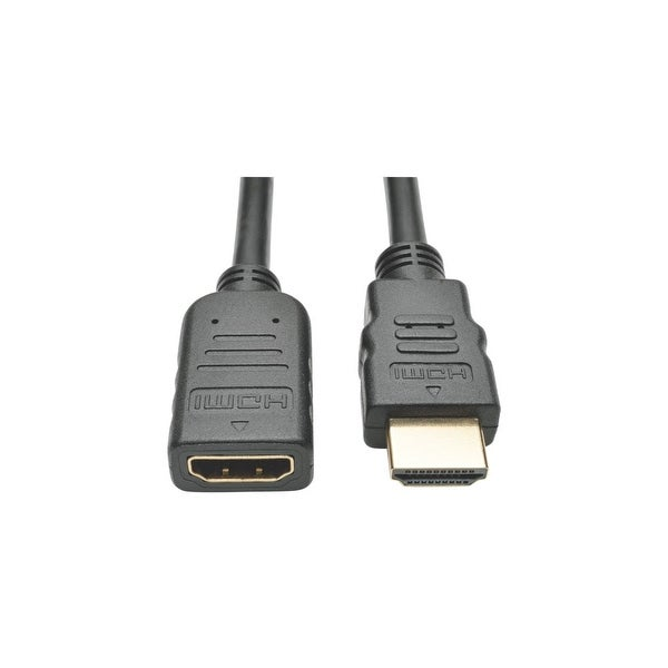 Tripp Lite P569-006-MF Tripp Lite High Speed HDMI Extension Cable Ethernet Digital Audio 4Kx2K 6ft - HDMI for Audio/Video