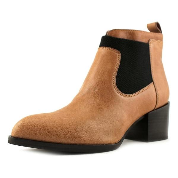 Calvin Klein Jeans Nev Vintage Goat Women Cognac/Black Boots