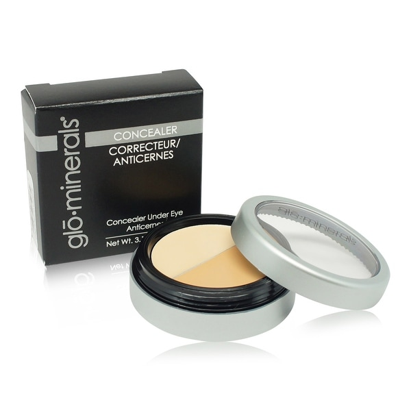 glominerals Concealer Under-eye Golden .11 Oz