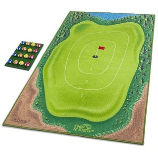 Link to GoSports Chip N' Stick Golf Game  Similar Items in Golf Training Aids