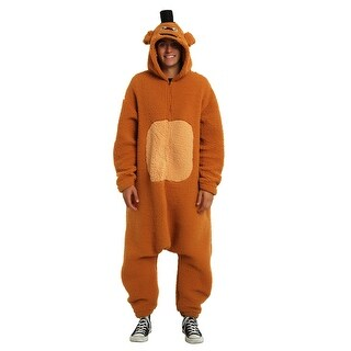 Five Nights at Freddy's Freddy Fazbear Adult Union Suit