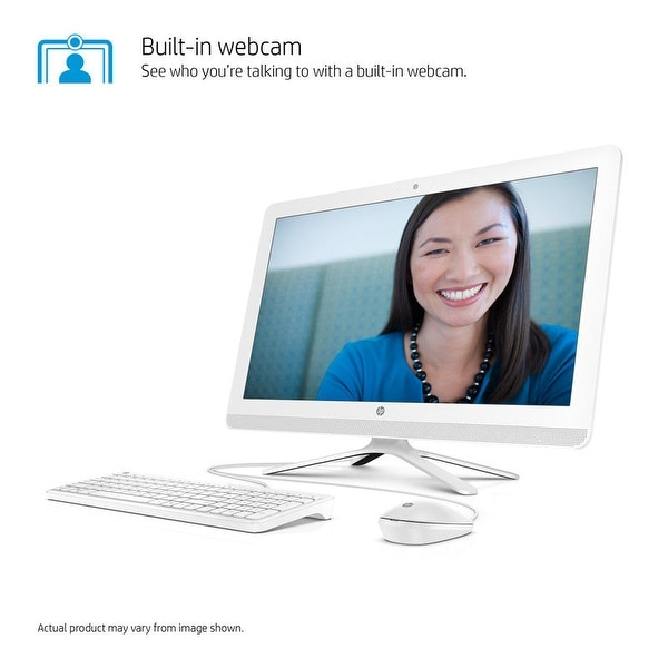 HP All-in-One - 22-b016 (V8N96AA) Certified Refurbished