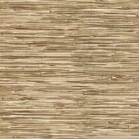 Brewster 412-44139 Lepeka Brown Grasscloth Wallpaper - N/A