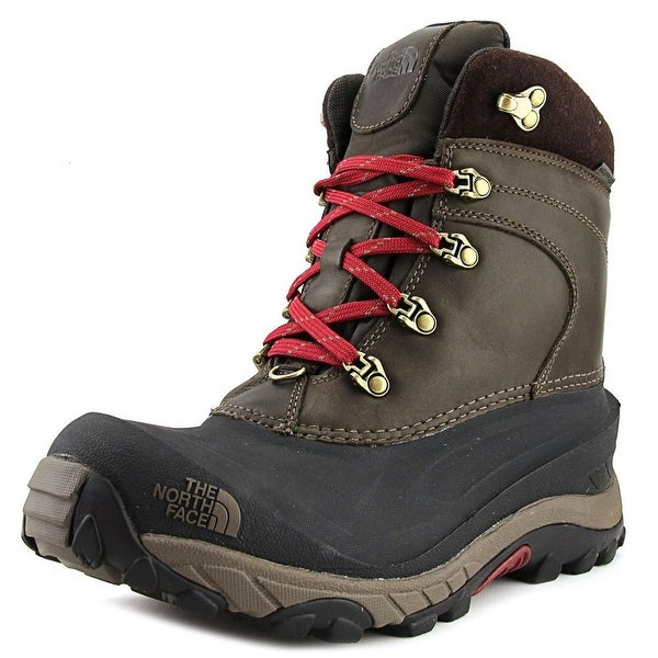 c85d4eff10d Shop The North Face Chilkat II Luxe Round Toe Leather Winter Boot ...