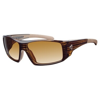 988dcf2a36f Ryders Eyewear Trapper R852-005 Streak Demi with Polarized Brown Gradient  Lens - Free Shipping Today - Overstock - 26520813