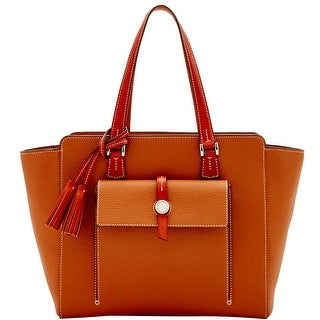 Dooney & Bourke Cambridge East West Shopper Tote (Introduced by Dooney & Bourke at $398 in Oct 2016)