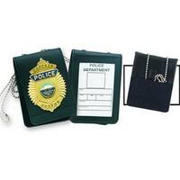 Strong Leather SLC-71520-0002 Universal Badge Case-ID Holder