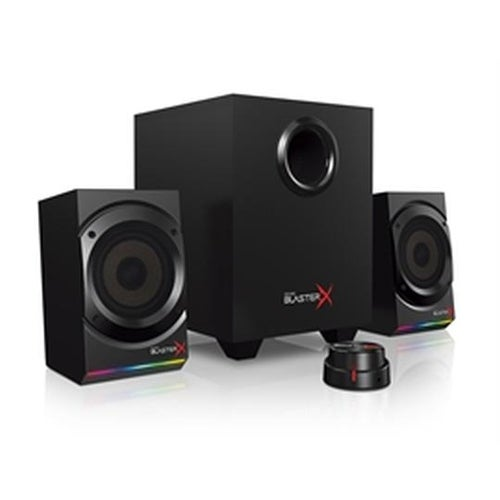 Creative Labs 51Mf0470aa001 Mf0470 Sound Blasterx Kratos S5 2.1 Speaker Black
