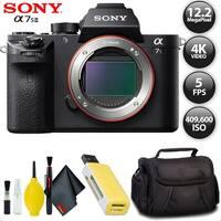 Sony Alpha a7S II Mirrorless Digital Camera International Model