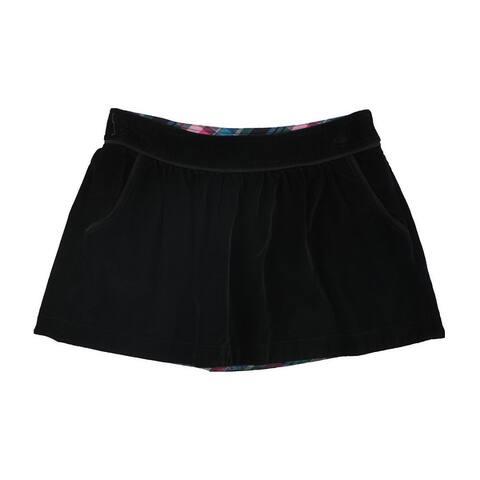 Aeropostale Womens Velour Mini Skirt