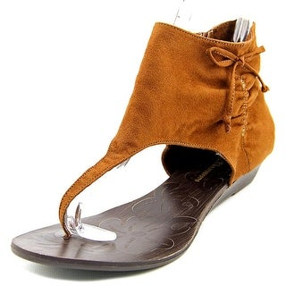 Chinese Laundry Shantel Open-Toe Synthetic Bootie