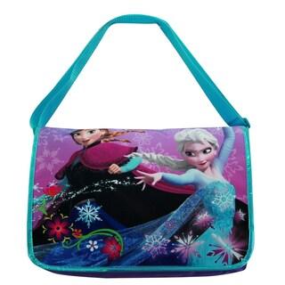 Disney Frozen Princess Elsa and Ann Messenger Bag