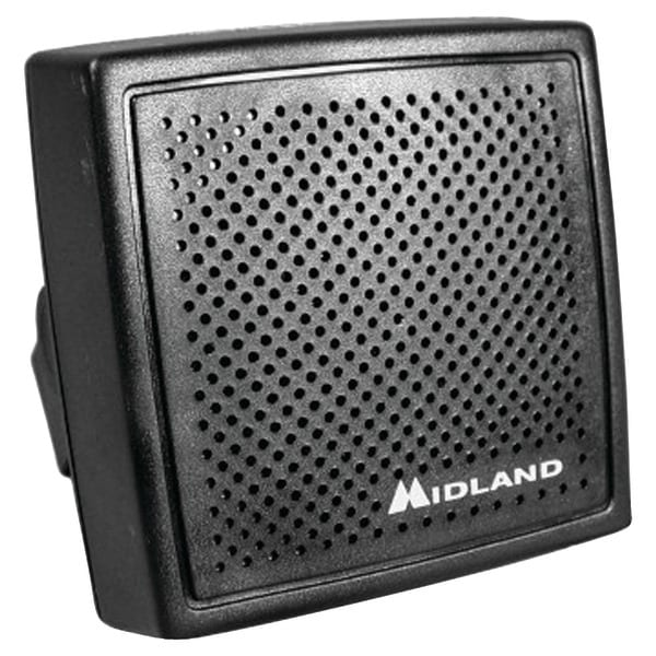 Midland 21-406 High-Performance External Speaker For Cb Radios
