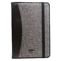 JAVOedge Tweed Folio Case for the Amazon Kindle Fire HD 8.9 (Brown)