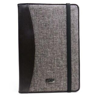 JAVOedge Tweed Folio Case for the Amazon Kindle Fire HD 8.9 (Brown)