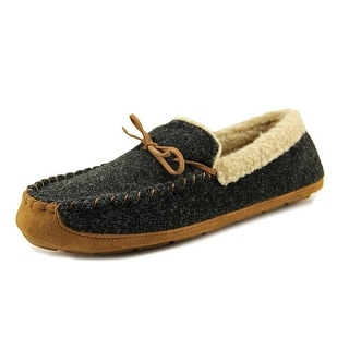 Thinsulate Wembley Women W  Canvas Gray Moccasins