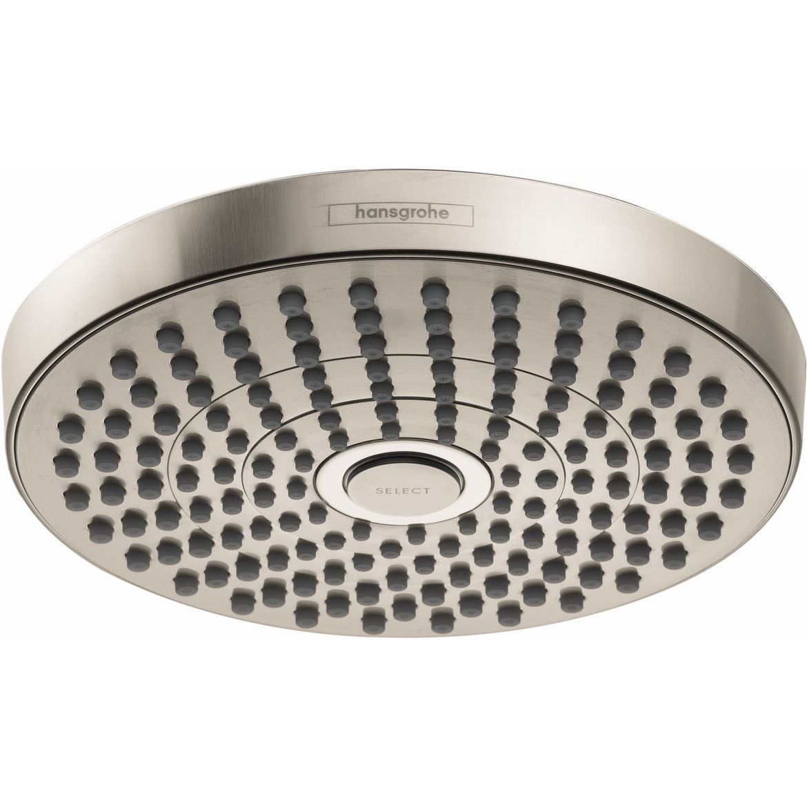 Hansgrohe 26523 Croma Select S Multi Function 2 Gpm Shower Head