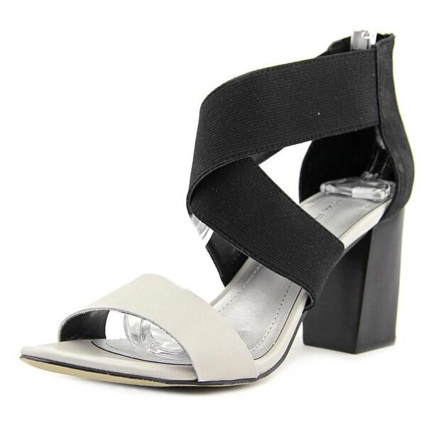 Tahari Aruba Women  Open Toe Canvas  Sandals