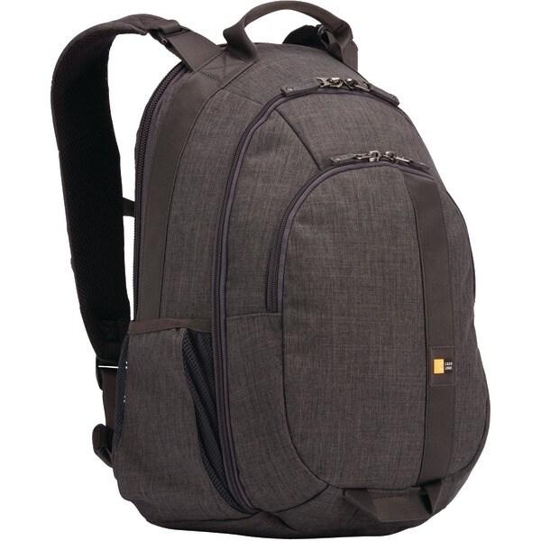 "Case Logic Wmbp115Anthracite 15.6"" Jaunt Notebook Backpack With Tablet Pocket"