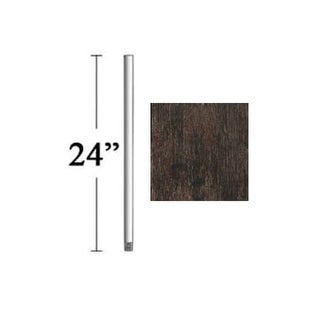 """Concord DR-24 24"""" Downrod for 12 Ft Ceilings"""