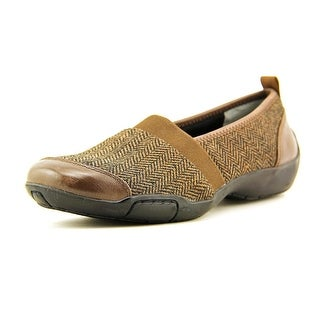 Ros Hommerson Carol N/S Round Toe Synthetic Loafer