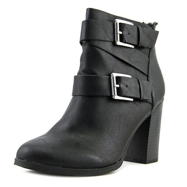 Style & Co. Womens Royy Leather Closed Toe Ankle Fashion Boots - 10