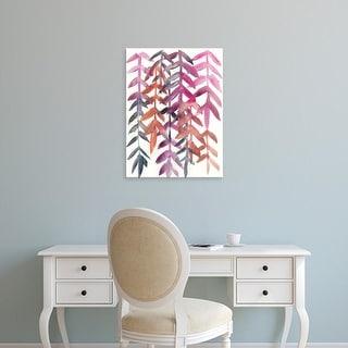 Easy Art Prints Chariklia Zarris's 'Monrovia II' Premium Canvas Art