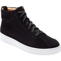 43b467f06279 Shop FitFlop Women s Sporty-Pop X High-Top Sneaker Black Lizard ...