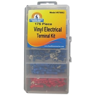 Handi-Man Electrical Terminal Kit Electrical Terminal Kit