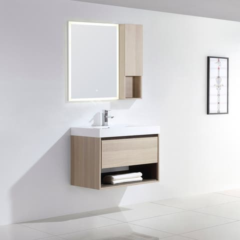 "Laila 30"" Single Bathroom Vanity Set"
