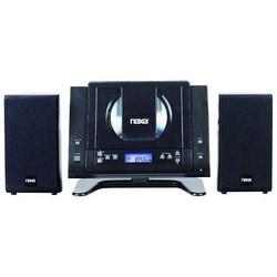 Naxa CD/ MP3 Micro Stereo System