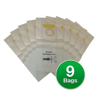 Replacement Vacuum Bag for Bissell PowerForce 46E5 Vacuum Model (3-Pack)