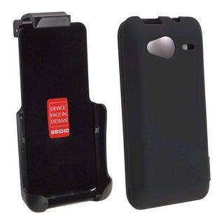Seidio Innocase I Case/Holster Combo for HTC EVO Shift 4G - Black