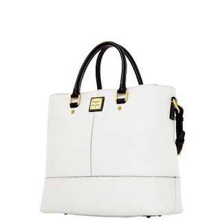 Dooney & Bourke Dillen Chelsea (Introduced by Dooney & Bourke at $298 in Dec 2013) - White Black