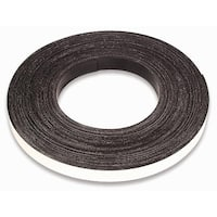"Master Magnetics 07012 Flexible Magnet Strip, 1/2"" x 10'"