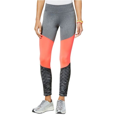 Energie Womens Autumn Colorblock Yoga Pants