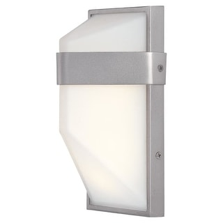 Kovacs P1236-566-L LED Outdoor ADA Wall Sconce from the Wedge Collection