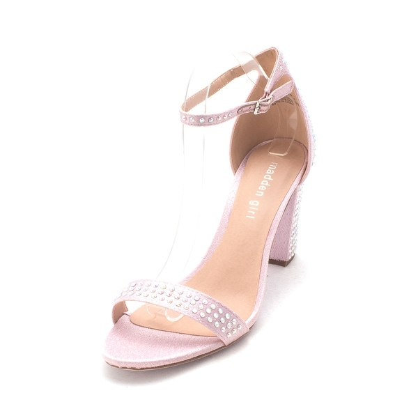 f998d2a5c0d Shop Madden Girl Womens Beella Open Toe Special Occasion Slingback ...