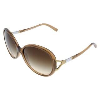 Michael Kors MK2011B SONOMA 301613 Milky Brown Round Sunglasses